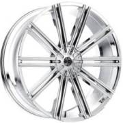 2Crave Wheels No. 37 Chrome