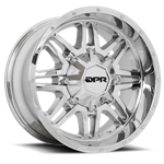 DPR AK-47 Chrome Wheels