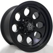 DWG Offroad DW12 Smoke Matte Black Wheels