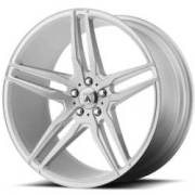Asanti ABL-12 Brushed Silver Wheels