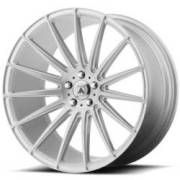 Asanti ABL-14 Brushed Silver Wheels