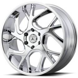 Asanti ABL-16 Chrome Wheels