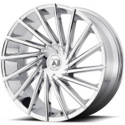 Asanti ABL-18 Chrome Wheels