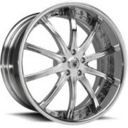 Asanti DA160 Chrome Wheels