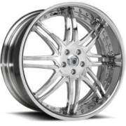 Asanti DA163 Chrome Wheels