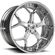 Asanti DA164 Chrome Wheels