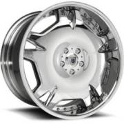 Asanti DA168 Chrome Wheels