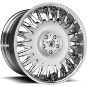 Asanti DA169 Chrome Wheels