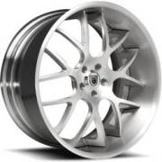 Asanti DA174 Brushed Wheels
