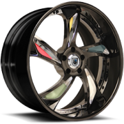 Asanti DA181 Custom Wheels