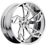Asanti 806 Chrome Wheels