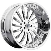 Asanti 815 Chrome Wheels