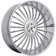 Asanti 820 Chrome Wheels