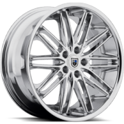 Asanti ABL-10 Chrome Wheels