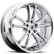 Asanti ABL-1 Chrome Wheels