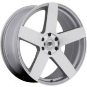 Black Rhino Everest Mirror Cut Silver Wheels