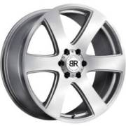 Black Rhino Haka Machined Silver Wheels