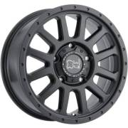 Black Rhino Havasu Matte Black Wheels