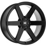 Black Rhino Karoo Matte Black Wheels