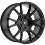 Black Rhino Mala Matte Black Wheels