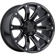 Black Rhino Selkirk Gloss Black Milled Wheels