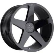 Blaque Diamond BD-15 Gloss Black Wheels