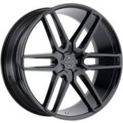 Blaque Diamond BD-17 Gloss Black 6-Spoke Design