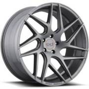 Blaque Diamond BD-3 Graphite Wheels