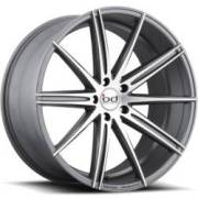 Blaque Diamond BD-9 Graphite Machined Wheels