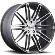 Blaque Diamond BD-2 Graphite Machined Wheels