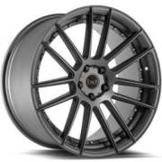 Blaque Diamond BD-4 Matte Graphite Wheels