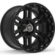 Center Line LT1X Gloss Black Wheels