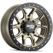 Dirty Life 9303MG DT-1 Matte Gold Wheels