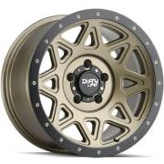 Dirty Life 9305 Theory Matte Gold Wheels