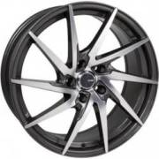 Enkei PW10 Gunmetal Machined Wheels