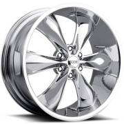 Foose Legend 6 F137 Chrome Wheels