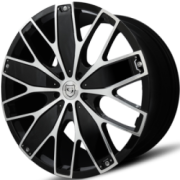 Gianna Fanatic Black Wheels