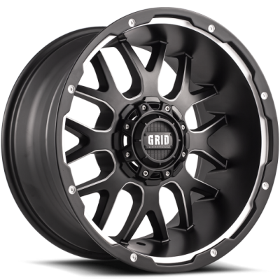 Grid Gd1 Wheels >> Grid Off-Road Wheels