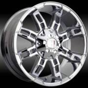 Havoc H103 Chrome Wheels