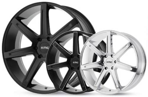 KMC KM700 Wheels