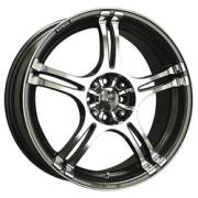 Konig Incident Machine Black Wheels