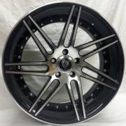 Marquee 3266 Machine Black Wheels