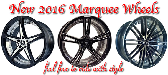 Marquee Wheels