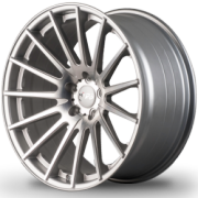 Miro Type 110 Silver Wheels