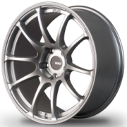 Miro Type 563 Silver Wheels