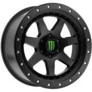 Monster Energy 540B Black Wheels