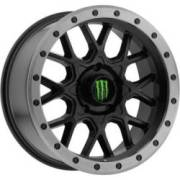 Monster Energy 649BA Black with Anthracite Ring