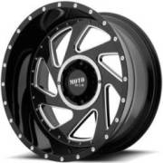 Moto Metal MO989 Change Up Black Milled Wheels