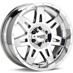Moto Metal MO975 Bright PVD Wheels