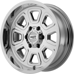 Moto Metal MO972 Bright PVD Chrome Wheels